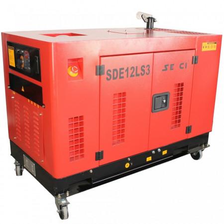Generator de curent Senci SDE12LS3