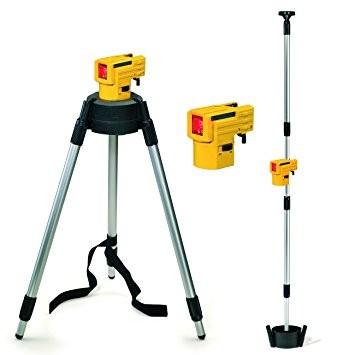 Nivela laser Stabila LAX 50 2 linii in cruce cu trepied sau coloana 2 linii in cruce - cu trepied sau coloana