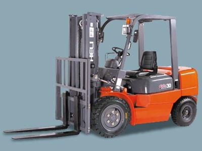 Stivuitor motorizare diesel pentru teren accidentat CPCD30-W1Y( 129948)