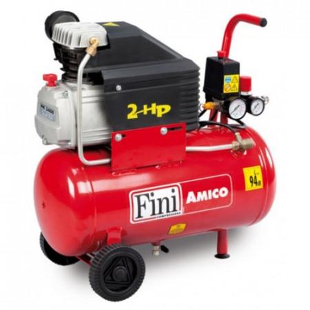 Compresor Aer Amico cu piston Fini 25/2400 title=Compresor Aer Amico cu piston Fini 25/2400