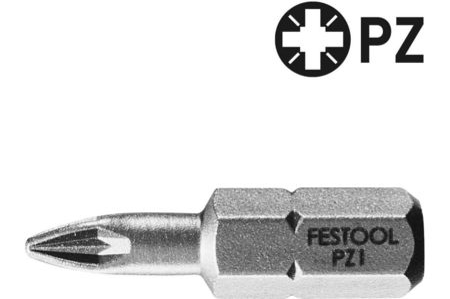 Festool Bit PZ PZ 1-25/10