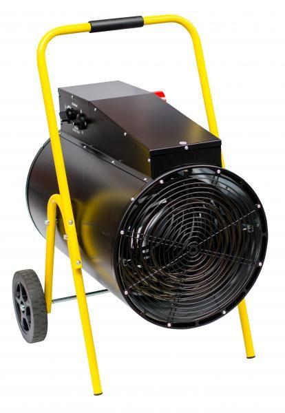PRO 30 kW R - Aeroterma electrica INTENSIV, 400V