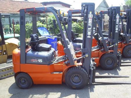 Stivuitoare Diesel Heli Seria Seria H2000 1.0 - 1.8 t( 129949)