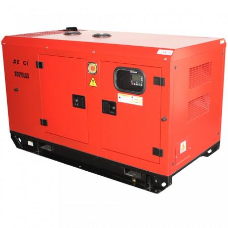 Generator de curent Senci SDE15LS3