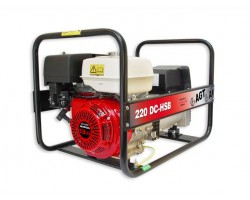 Generator de curent si sudura AGT 4 kVA WAGT 220 DC HSB