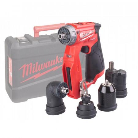Masina de gaurit Milwaukee multifunctionala MODEL M12 FDDXKIT-202X