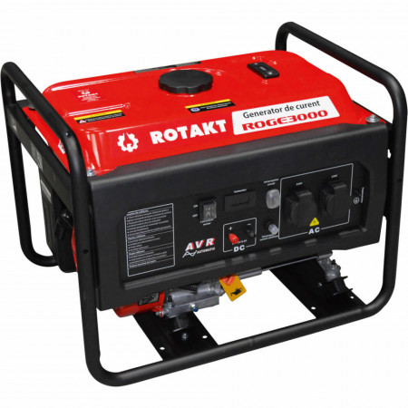 Rotakt Generator de curent ROGE3000, 3.0 kW