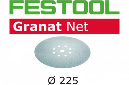 ABRAZIV RETICULAR FESTOOL GRANAT NET STF D225 P100