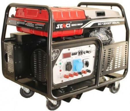 Generator de curent Senci SC-13000TEQ