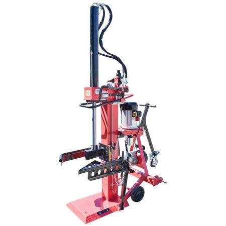 Despicator lemne vertical 16T 400V 5500 W Breckner Germany
