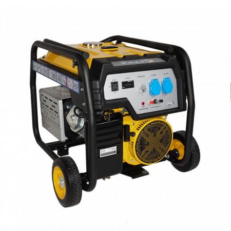 Generator de curent monofazat open frame STAGER FD 10000E AVR INCLUS