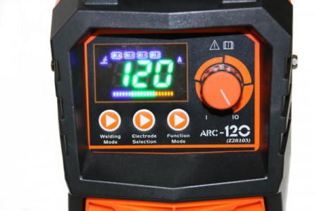 Invertor Sudura Jasic ARC 120 LED SYNERGIC