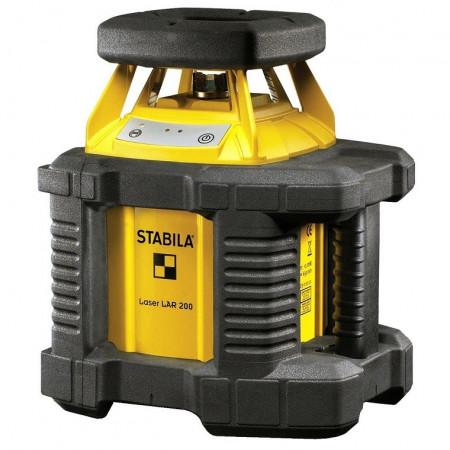 Nivela laser rotativa doar orizontal, 550 m STABILA LAR 200
