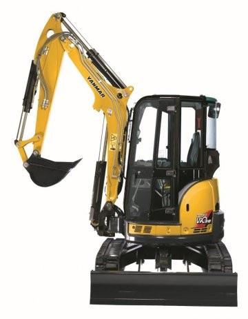 Excavator YANMAR ViO 38U( 129555)