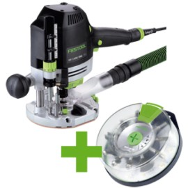 Festool Masina de frezat OF 1400 EBQ-Plus + Box-OF-S 8/10x HW