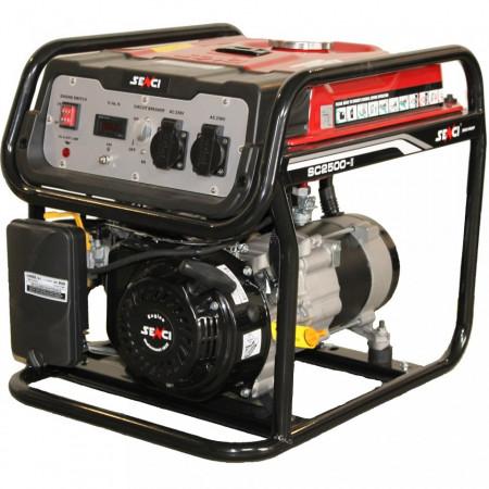 Generator de curent Senci SC-2500, 2200W, 230V - AVR inclus, motor benzina title=Generator de curent Senci SC-2500, 2200W, 230V - AVR inclus, motor benzina