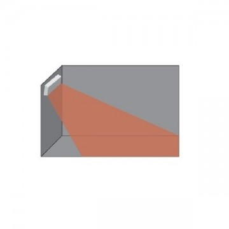 Incalzitor de terasa electric cu raze infrarosii 1500W 230V IRC1500CN Calore