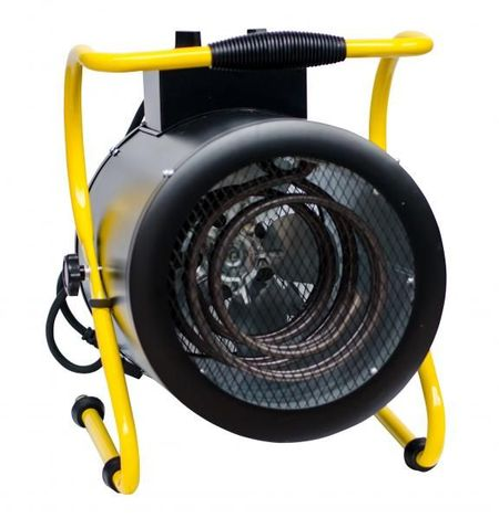 PRO 3 kW R - Aeroterma electrica INTENSIV, 230V