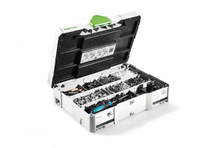 Festool Sortiment de conectori DOMINO KV-SYS D8