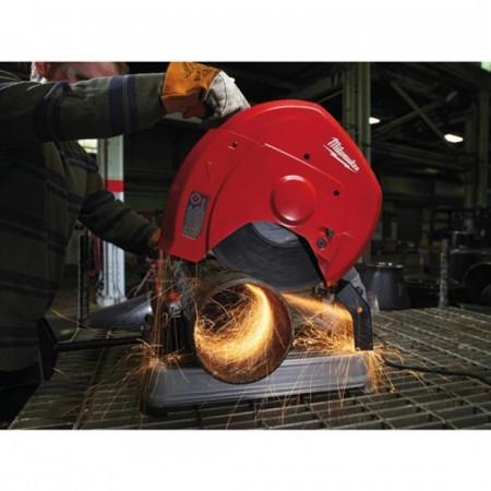 Fierastrau circular Milwaukee pentru taiat metal MODEL CHS 355, 2.300W