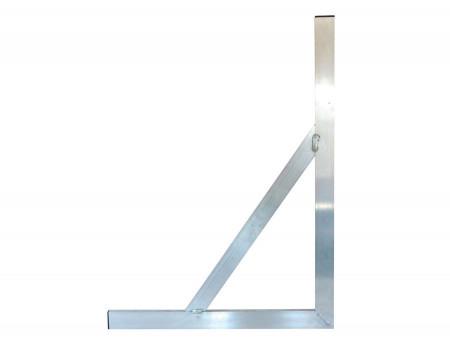 Echer sudat, din aluminiu 60×80