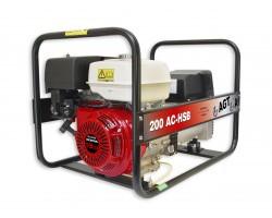 Generator de sudura AGT 7.0 kVA WAGT 200 AC HSB