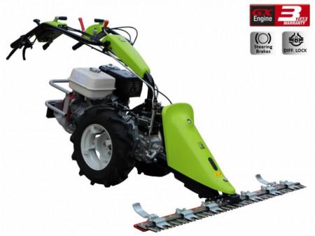 Motocositoare Grillo GF110DF cu motor HONDA GX390 13.0 HP 135 cm SP Tirol