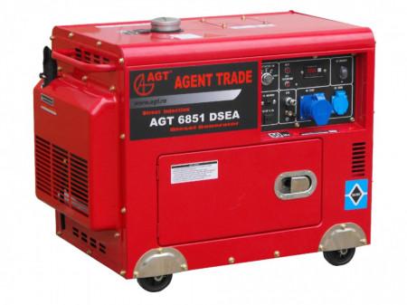 Generator de curent AGT 6851 DSEA + Automatizare ATS 6851( 130113)