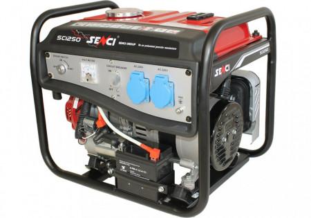 Generator de curent Senci SC-1250E