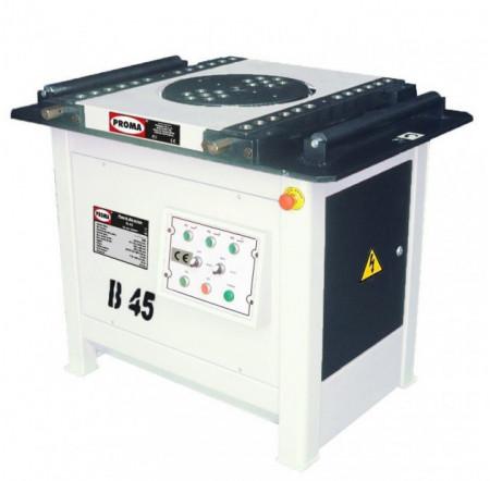 Masina de fasonat otel-beton mecanica PROMA B36( 129877)