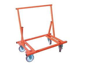Carucior Mondelin cu 4 roti pentru transport placi 900 kg