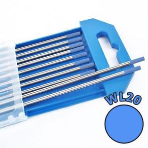 Electrozi wolfram WL20 (albastru) d=3.2 mm