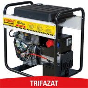 Generator de curent trifazat Energy 20000 TVE, 19,5 kVA
