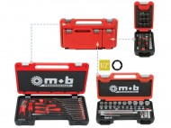 Mob & Ius Set 105 Scule Fusion BoX Pro