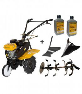 Motosapa ProGarden HS 900, 7CP, Plug simplu, Bilonat, Ulei motor si transmisie