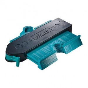 Sablon contur Wolfcraft 6949000, 130 mm