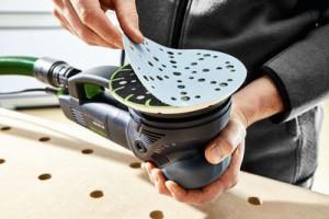 Festool Foaie abraziva STF D150/48 P60 GR/10 Granat