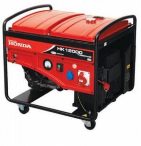 Anadolu generator de curent HK 12000T -ES