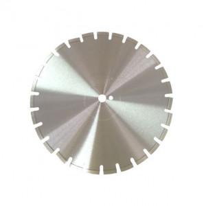 Disc diamantat Technik DDA_450X12, pentru asfalt, 450x25.4x12 mm