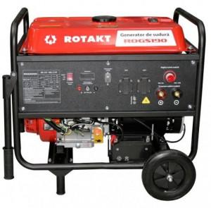 Generator de curent cu sudura Rotakt ROGS190, 3.9 KW