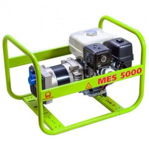 Generator de curent pe benzina PRAMAC MES5000, portabil, monofazat, 5.1 kVA