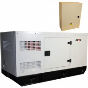 Generator monofazat SCDE 19YSM-ATS, Putere max. 19 kVA