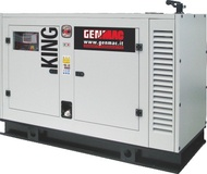 Generator de curent insonorizat King G60PSA AVR inclus