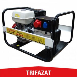 Generator de curent trifazat Energy 8000 TH, 7,7 kVA