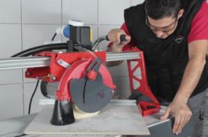 Masina de taiat placi ceramice RubiDC-250-850 ZERO DUST