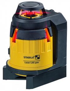 Nivela laser linii multiple Stabila LAX 400