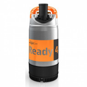 Pompă submersibilă pentru drenaj 2 țoli Xylem Ready 4 - 0,4 kW, cu flotor