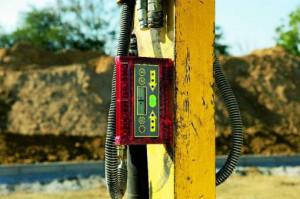 Receptor electronic GeoFennel FMR 600 pentru utilaje mici