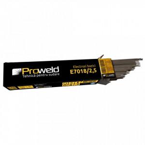 Electrozi bazici 5Kg 2.5mm E7018