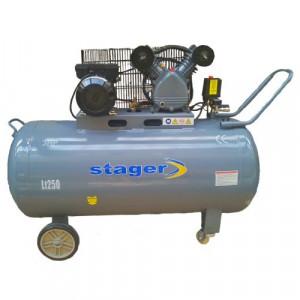 COMPRESOR 250L 8BAR STAGER HM-V-0.25/250 250L 8BAR